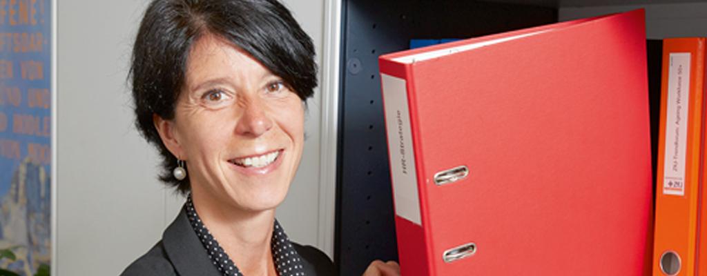 Interview mit Barbara Flubacher-Maurer, Leiterin HR, LUKS