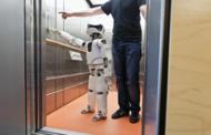 Humanoider Roboter für die Pflege