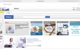 Mehr Zeit für Bewohner, Patienten und Klienten