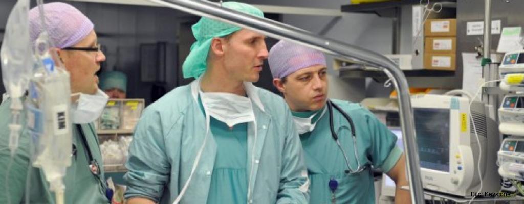 Wer ist schuld an den hohen Krankenkassenprämien?