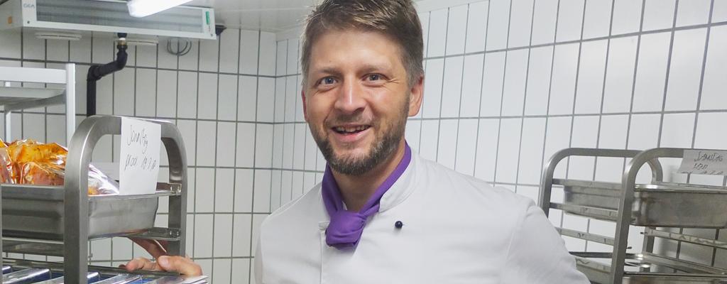 Alterszentrum verdoppelt Küchen-Output