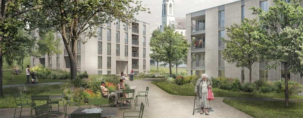 Bezahlbarer Wohnraum für Senioren