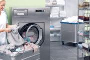 Für effiziente Wäschepflege in Heimen und Spitälern