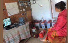 Gesundheitsversorgung mittels Telemedizin in abgelegenen Ländern