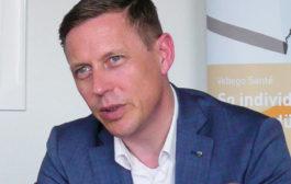 Interview mit Harjan Winters, Leiter Vebego Santé