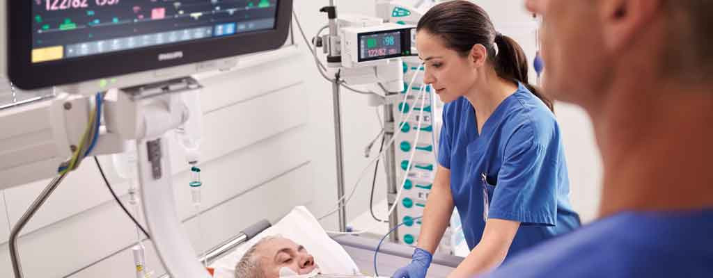 Intensivmedizin: Erfolgsfaktor für Spitäler