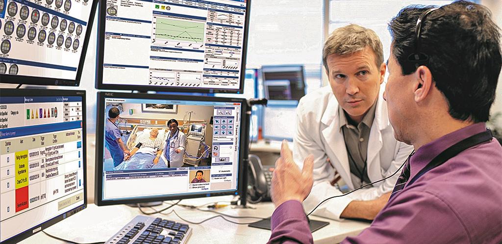 Smart Healthcare: Wie Telemedizin die Intensivstation entlasten kann