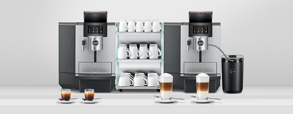 Perfekte Kaffeespezialitäten für Mitarbeitende und Kunden
