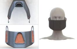 Corona-Maske des MIT tötet Viren durch Hitze