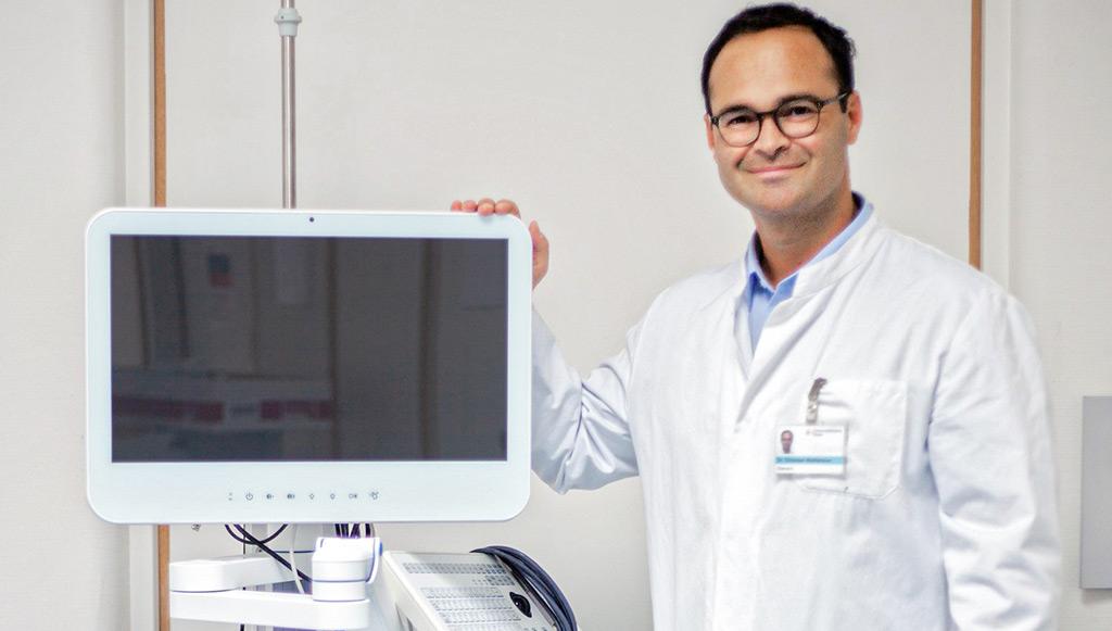 Wasserablation – Eine innovative  Therapiealternative zur Behandlung der Prostatavergrösserung
