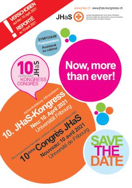 10. JHaS-Kongress 2021