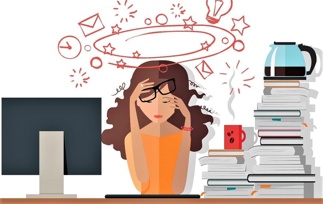 Wenn digitale Arbeit zur Belastung wird